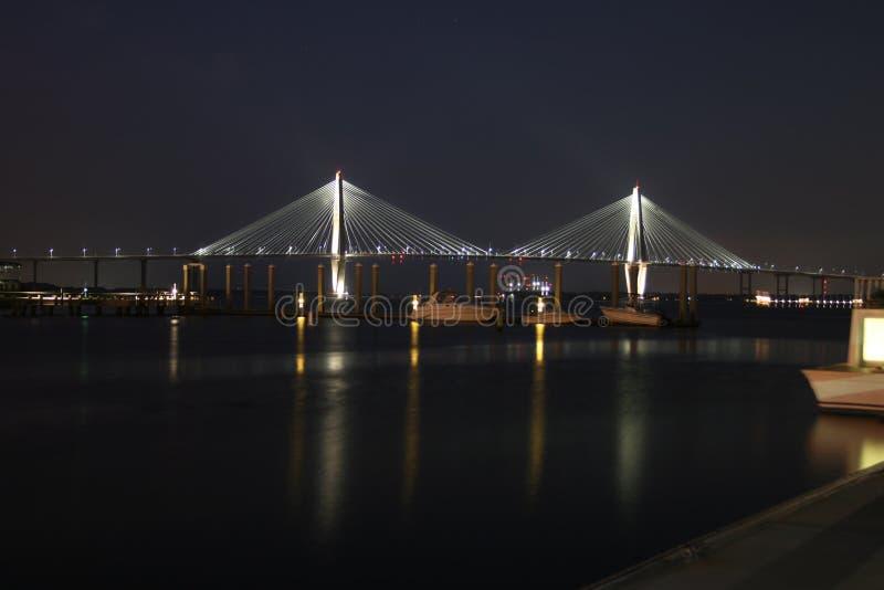 Fassbinder-Fluss-Brücke stockfotos