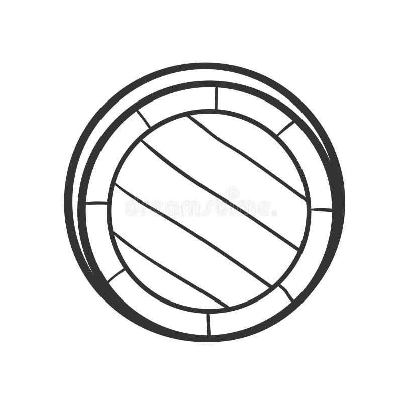 Fassvektor ENV Handgezogenes Crafteroks-svg frei, freie svg Datei, ENV, dxf, Vektor, Logo, Schattenbild, Ikone, sofortiges Downlo vektor abbildung