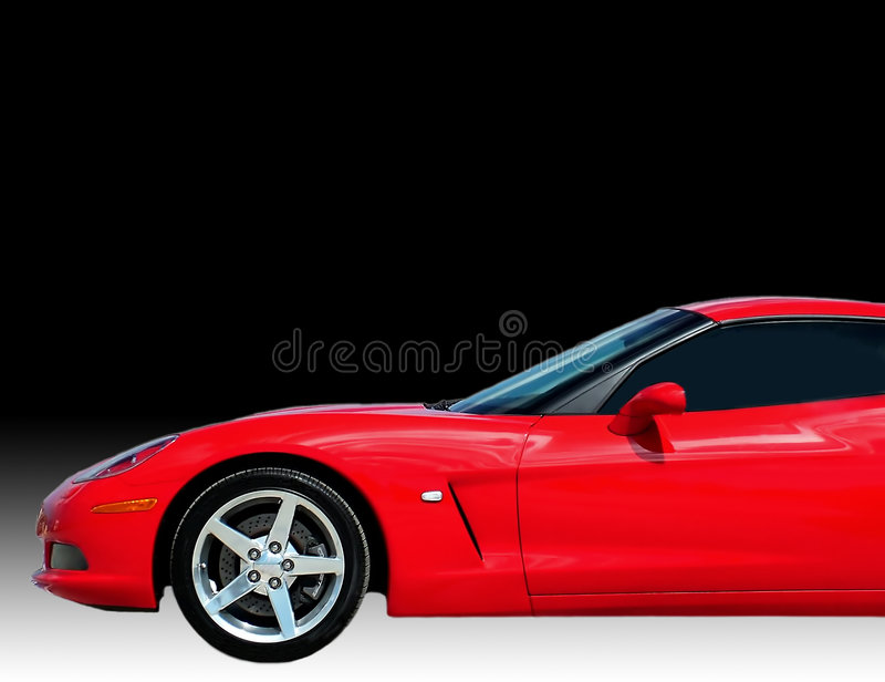 Fast Car Collection stock images