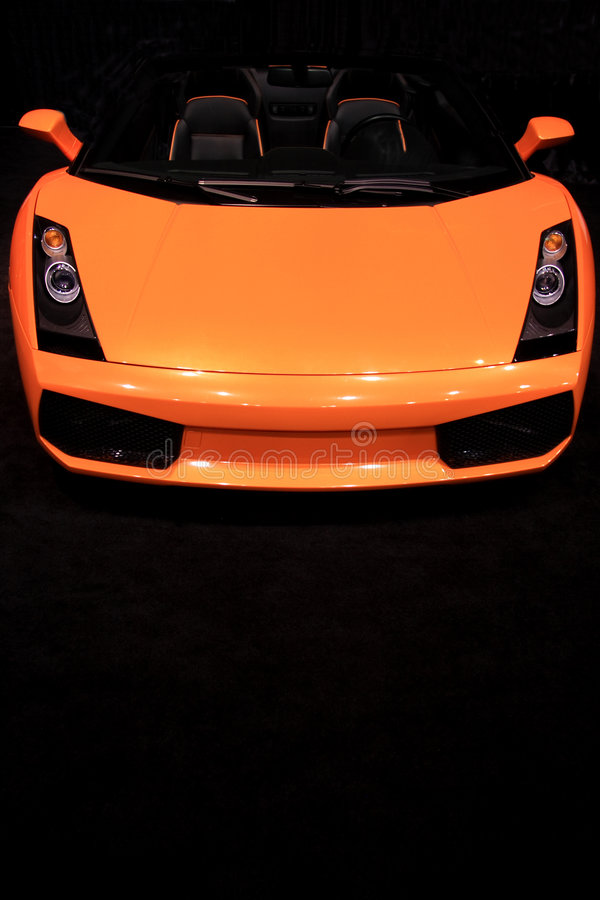 Free Fast Exotic Convertable Stock Photo - 4473680