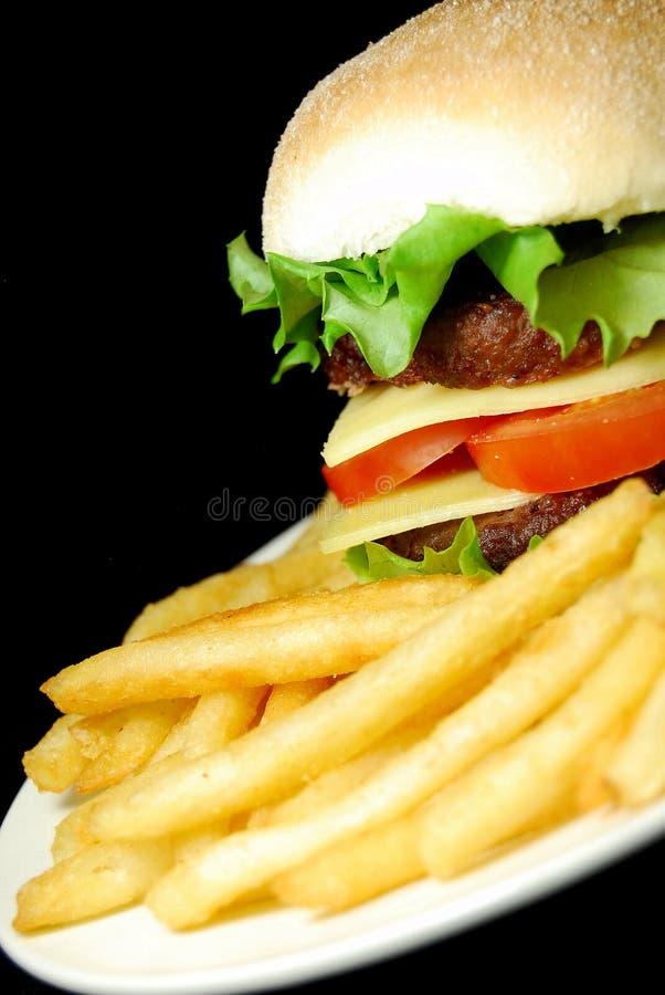 fast food obraz stock