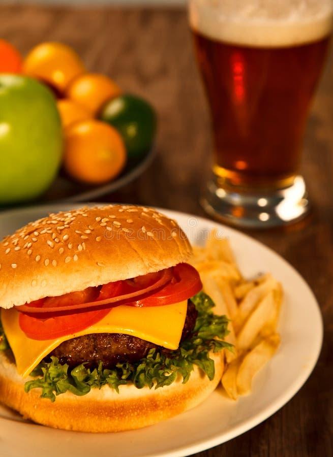 Fast food fotos de stock