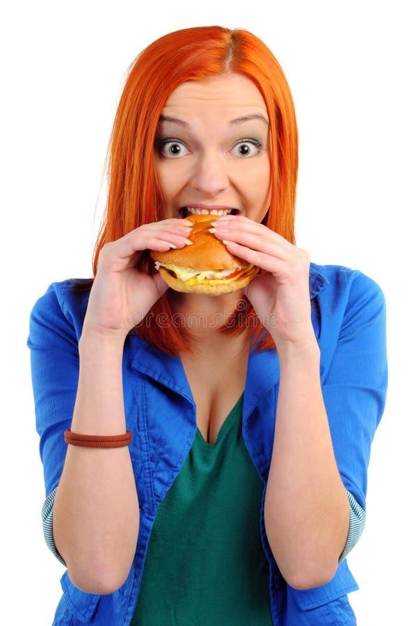 Fast food obrazy royalty free