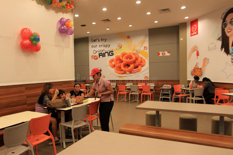 Fast food immagine stock