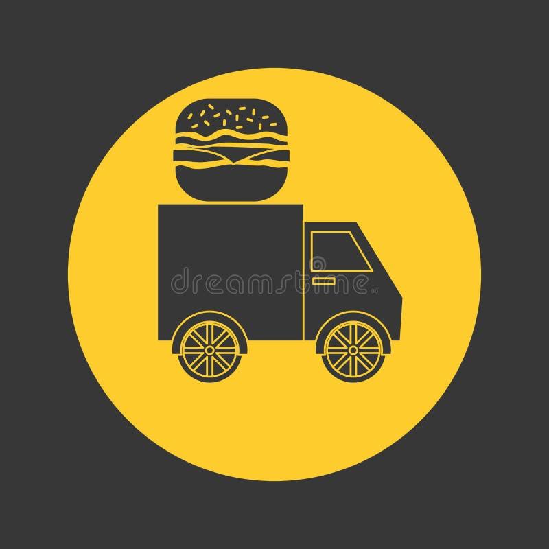 Fast Food design. Fast Food digital design, vector illustration 10 eps graphic stock illustration