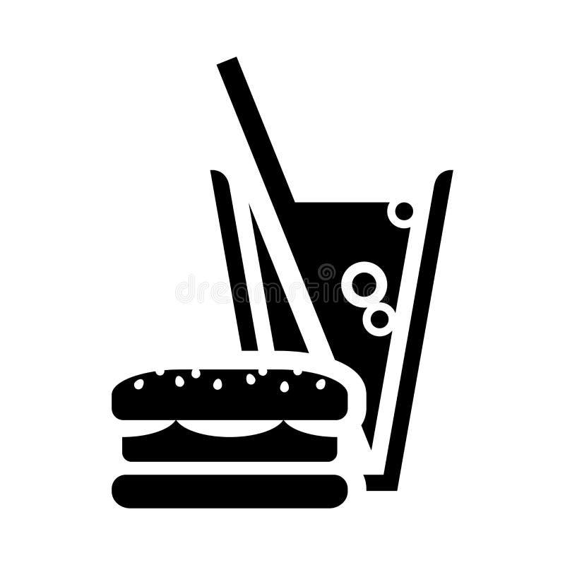 fast food ikona