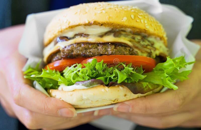 Fast food. stock photo