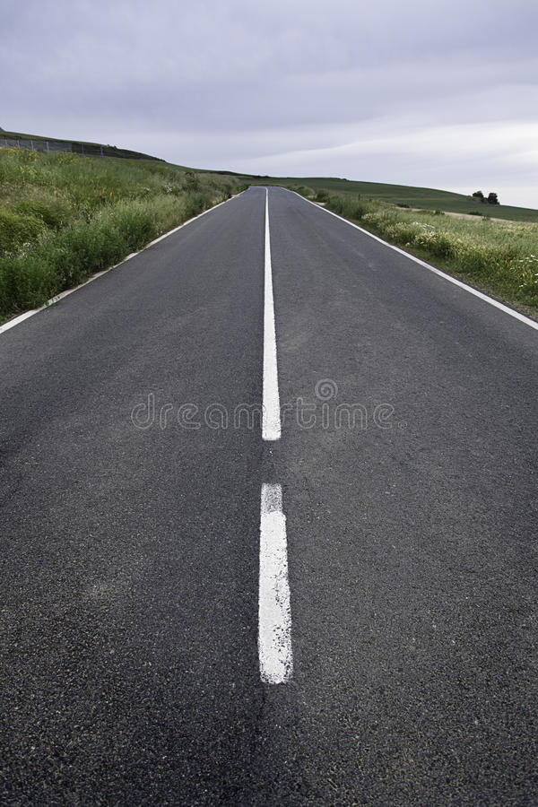 Download Fast road stock photo. Image of mountains, destination - 25208576