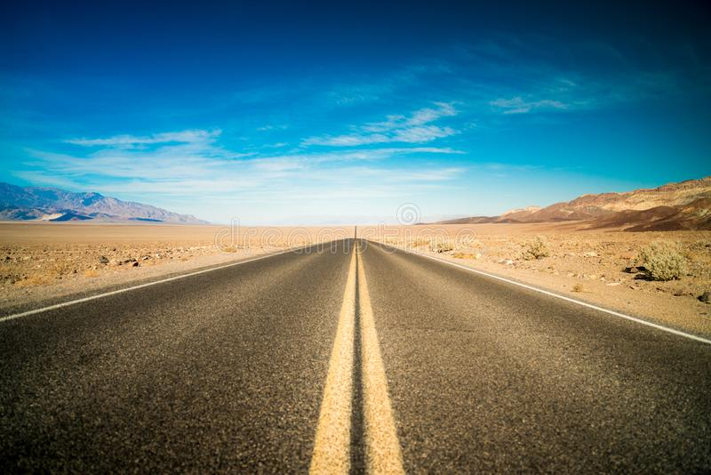 Fast Road royalty free stock photo