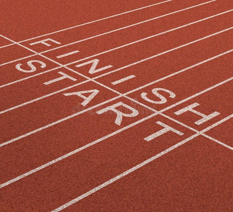 Download Fast track stock illustration. Illustration of fitness - 31671226