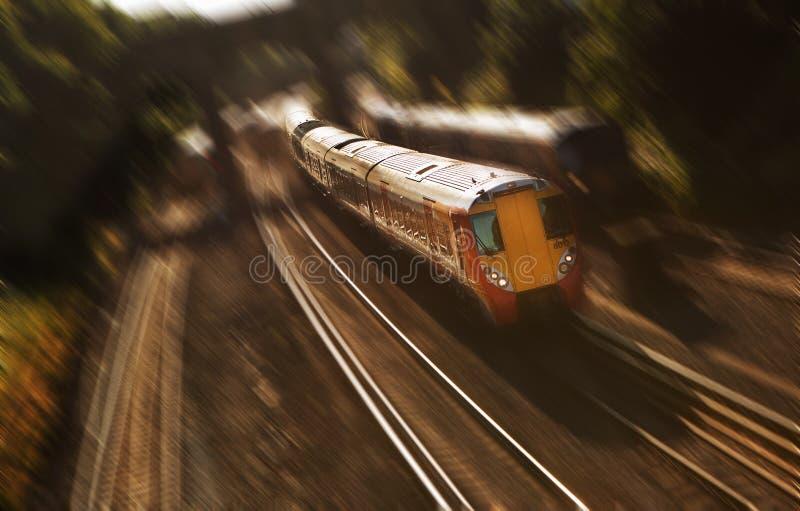 Download Fast train stock photo. Image of transportation, train - 25871812