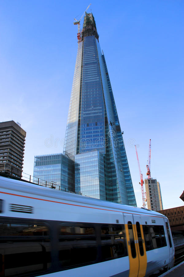 Download Fast Train In The City Stock Photos - Image: 22483183