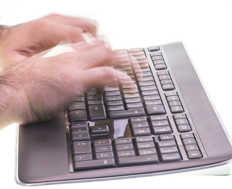 Download Fast typing stock image. Image of communication, keypad - 42413061
