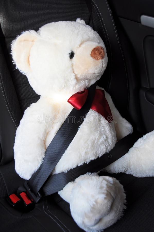 Fasten your seat belt stock images