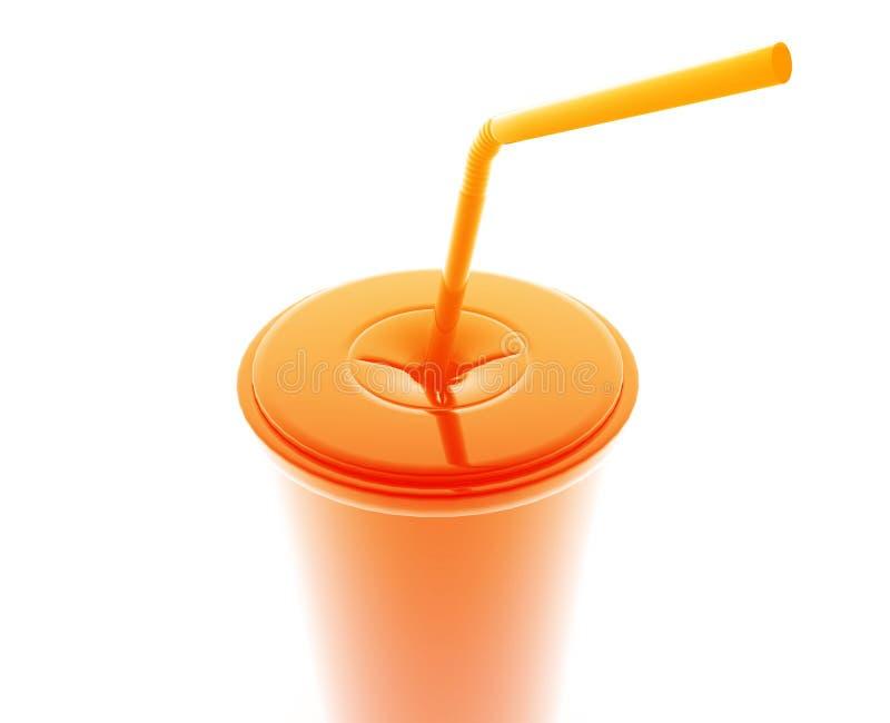 Download Fastfood cup illustration stock illustration. Image of illustration - 9602012