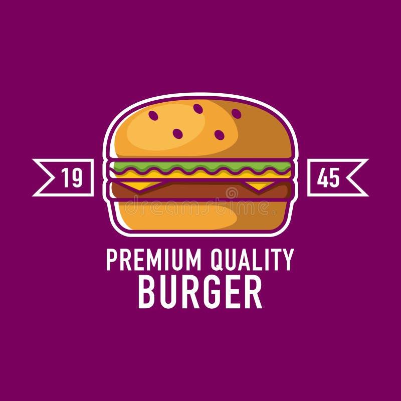 Fastfood logo design. Seafood logo design, modern logo, vintage logo, modern logo, Fastfood logo design vector illustration