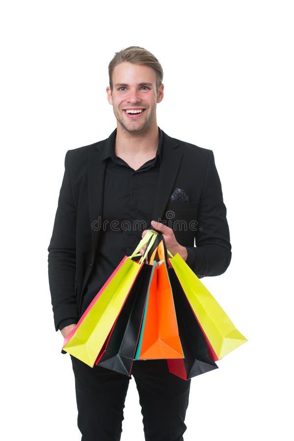 Fastställd budget Folket ger ut för mycket på saker, därför att de hade inga parametrar runt om utgifter Shoppa budget- spets Sto arkivbilder