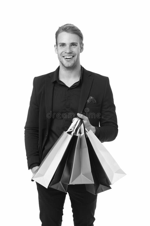 Fastställd budget Folket ger ut för mycket på saker, därför att de hade inga parametrar runt om utgifter Shoppa budget- spets Sto royaltyfri bild