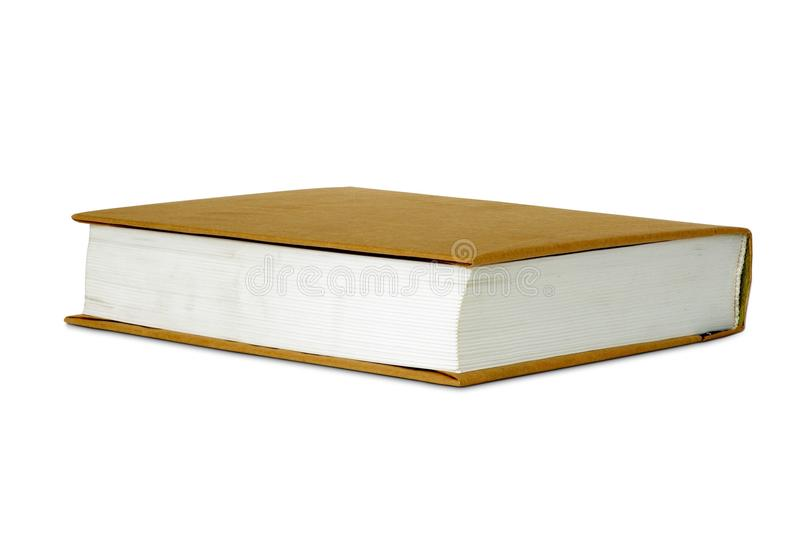 Download Fat book in paper cover. stock photo. Image of path, background - 10399732