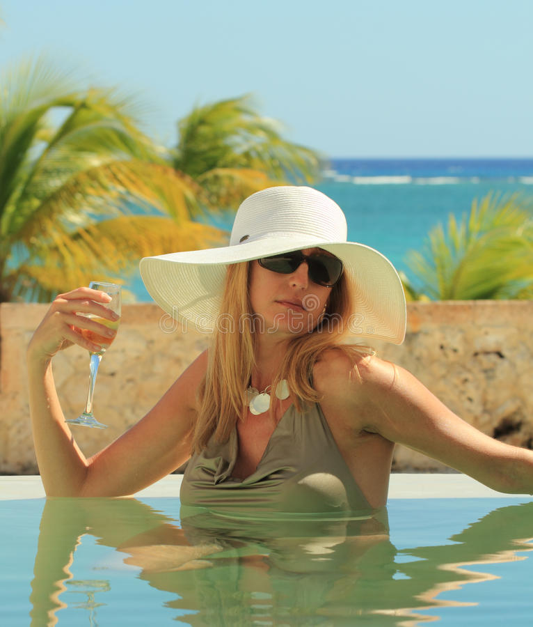 Download Fatal attraction stock image. Image of resort, rich, girl - 23565627