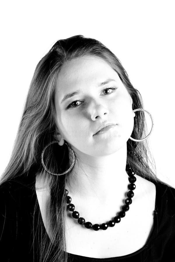 Fatale de Femme photo libre de droits
