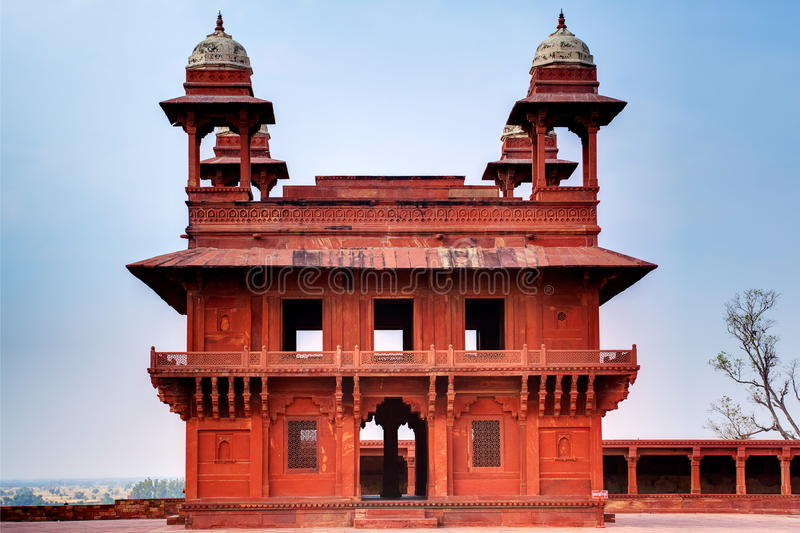 Fatehpur Sikri à Agra image libre de droits
