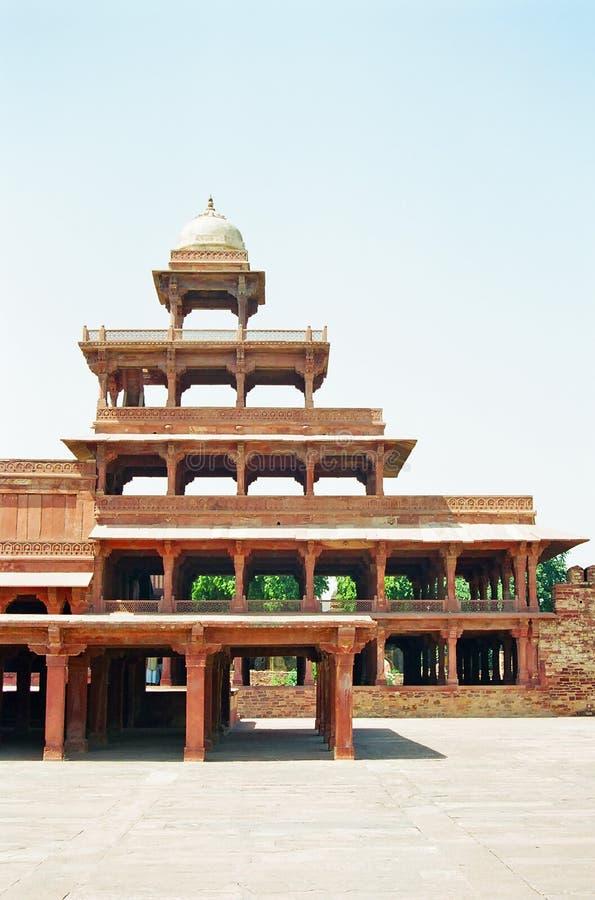 Fatehpur Sikri royalty-vrije stock fotografie
