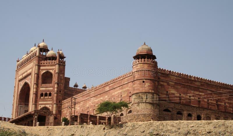 Fatehpur Sikri fotografie stock