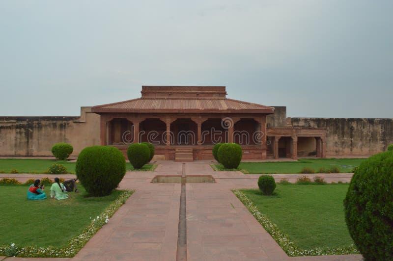 Fatehpur Sikri στοκ εικόνα