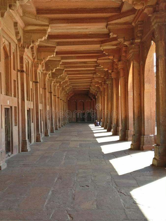 Fatehpur Sikri стоковое изображение rf