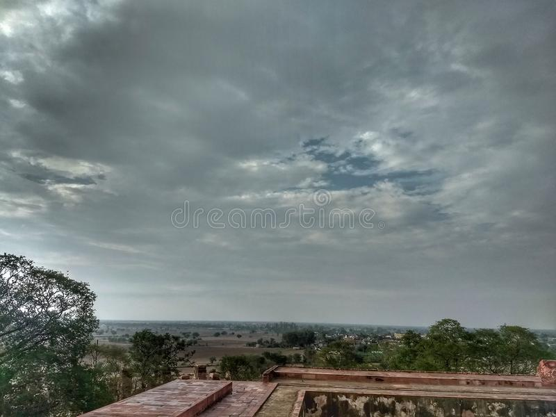 Fatehpur Sikri foto de stock royalty free
