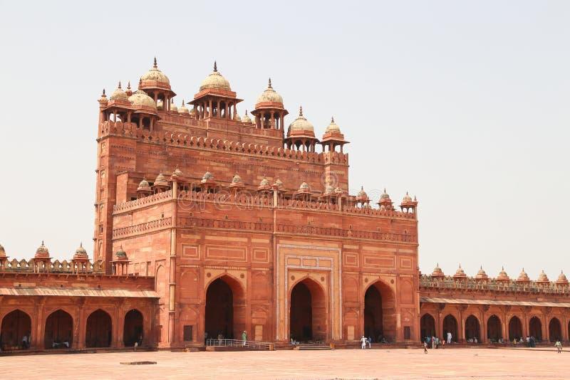 Fatehpur Sikri, Agra, Índia fotos de stock royalty free