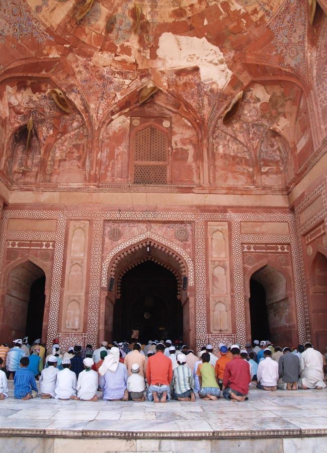 Fatehpur Sikri, Agra, India stock photography