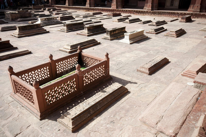 Download Fatehpur Sikri, Agra, Uttar Pradesh, India Stock Photo - Image of cloudless, court: 25619562