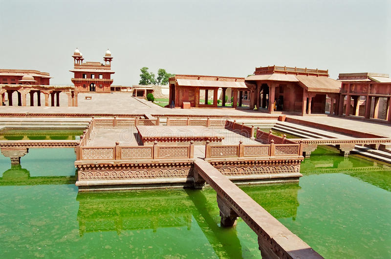 Fatehpur Sikri, Inde photographie stock