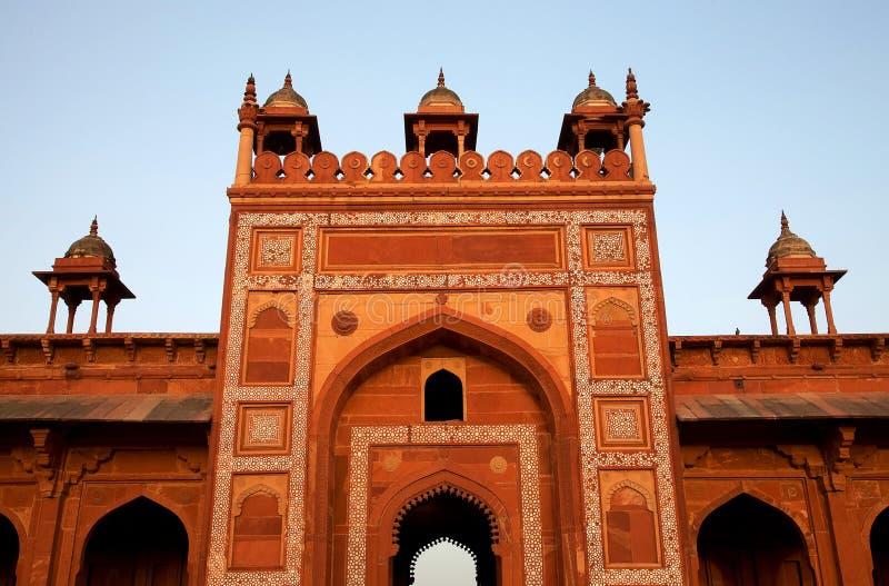 Fatehpur Sikri, India imagem de stock royalty free