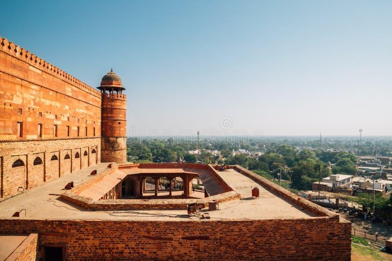 Fatehpur Sikri, Jama Masjid Mosque in India royalty-vrije stock afbeeldingen