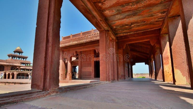 Fatehpur Sikri Uttar Pradesh India imagem de stock royalty free