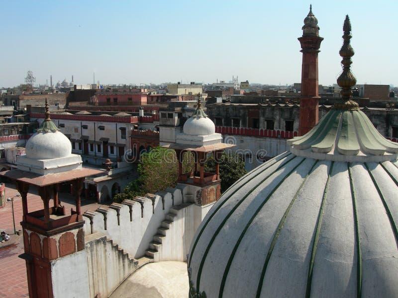 fatehpuri masjid obrazy royalty free