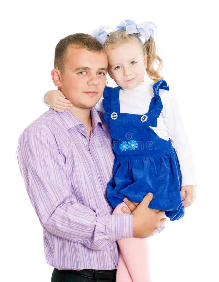 Download Father  And Daughter Royalty Free Stock Photos - Image: 21085568