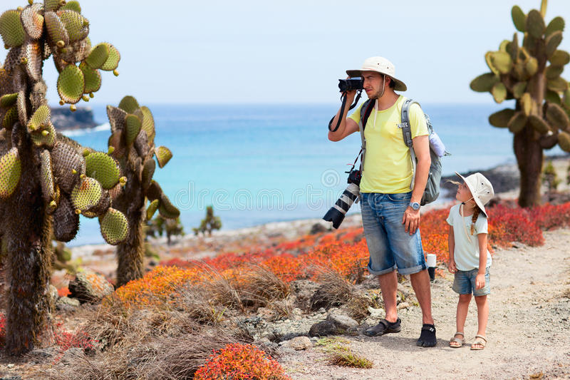 Download Father And Daughter At Beautiful Outdoor Setting Stock Photos - Image: 29149613