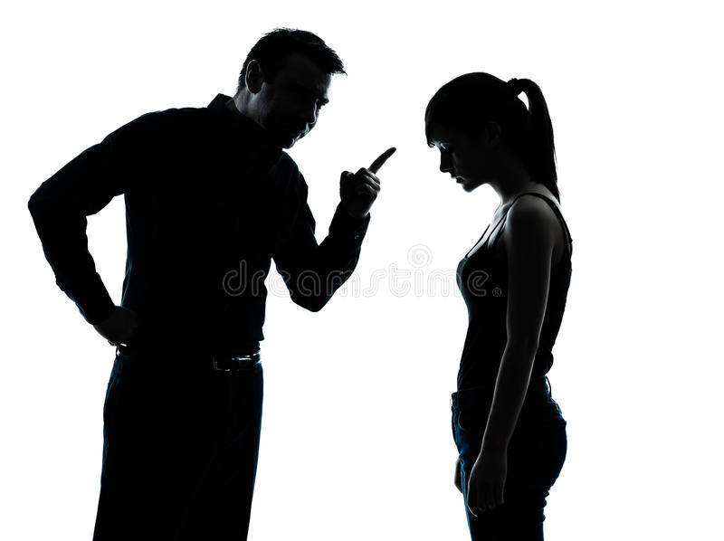 Download Father Daughter Dispute Conflict Stock Photos - Image: 26677813
