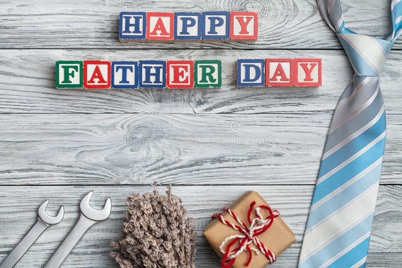 Father day concept stock photography