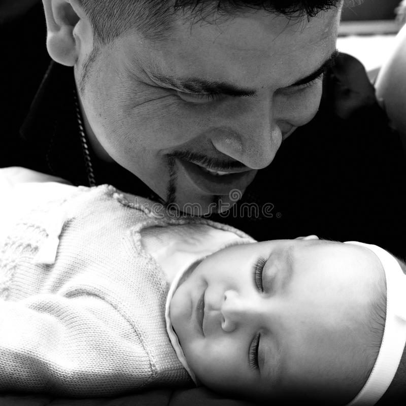 Download Father Looking For Daughter Royalty Free Stock Photos - Image: 28002548