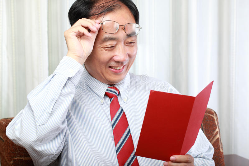 Download Father's day stock photo. Image of gratitude, japanese - 24405068