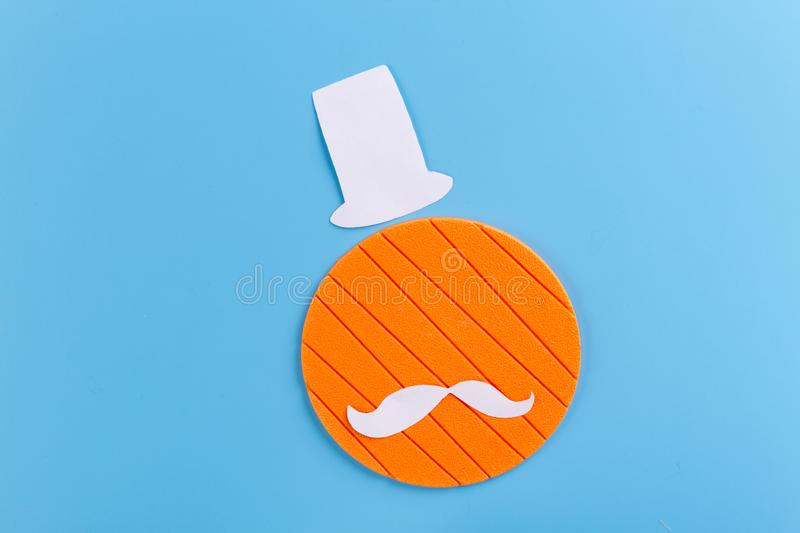 Father\'s day concept stock image