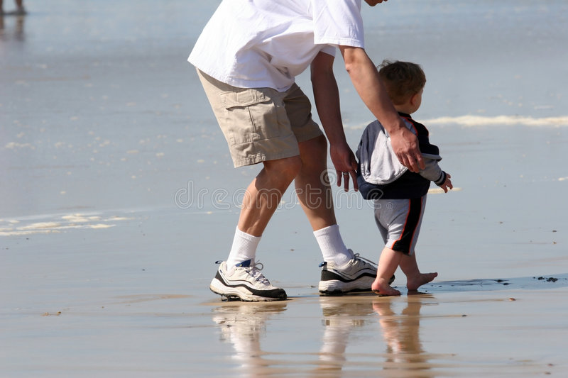 Download Father and son stock photo. Image of beautiful, bright - 104984