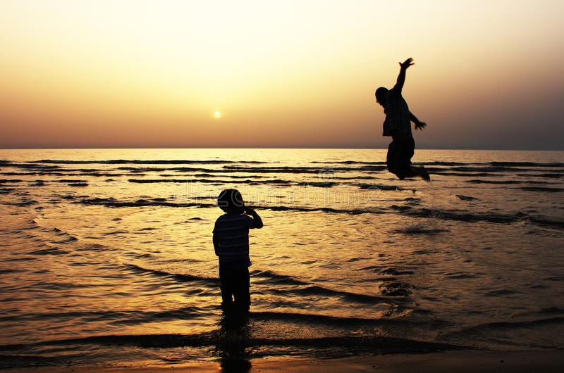 Download Father And Son Royalty Free Stock Image - Image: 13710626