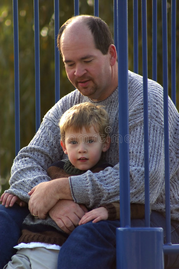 Download Father and Son stock image. Image of happiness, smile, male - 153081