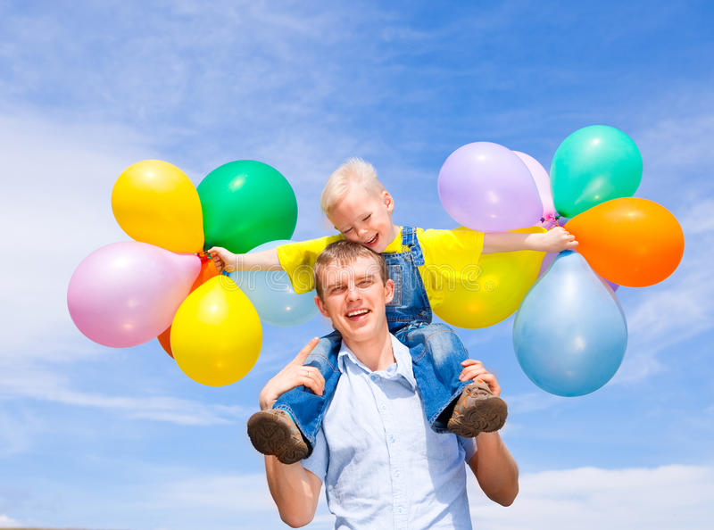 Download Father and son stock photo. Image of family, parents - 17225678